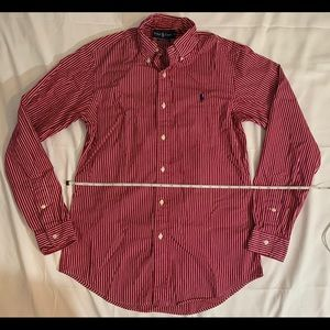 Polo Ralph Lauren Mens Long sleeve Casual size S